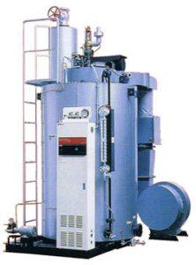 Nishida Marine Boiler